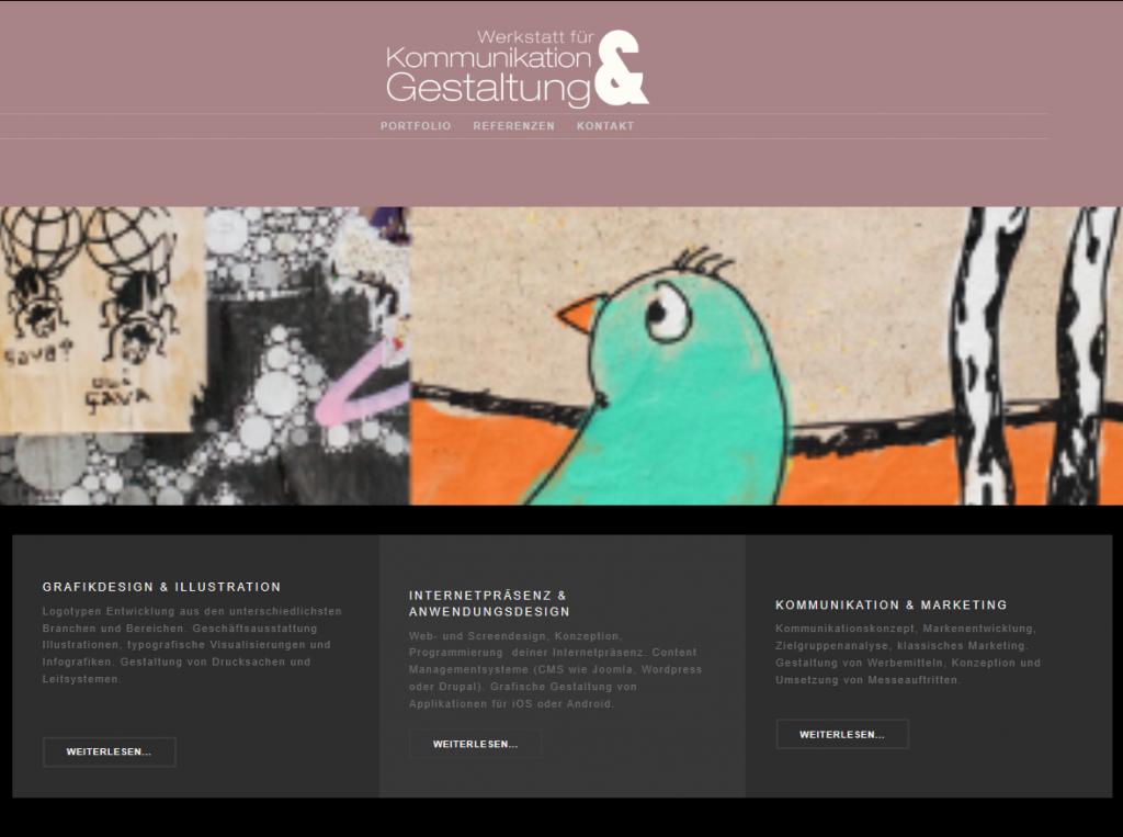Werkstatt für Kommunikation und Gestaltung